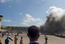 """صورة الحكومة تدعو مجلس الأمن لاتخاذ موقف """"حازم"""" ضد مليشيات الحوثي الإرهابية"""