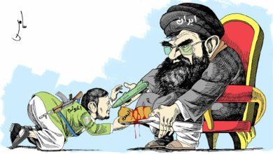 صورة إيران.. صناعة المليشيات وتفتيت الدول