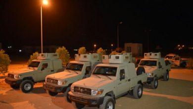 صورة شاهد بالصور.. السعودية ترسل دعم عسكري جديد وضخم لمأرب