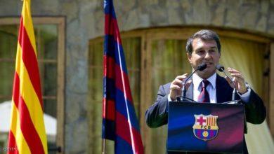 صورة تأجيل انتخابات رئاسة نادي برشلونة