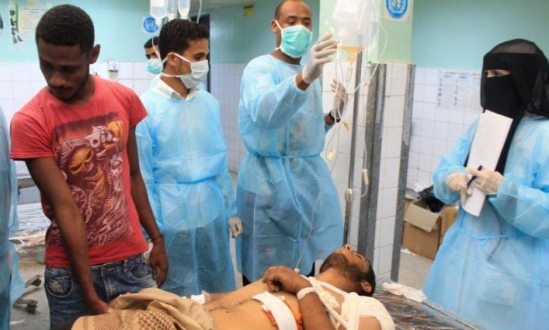 صورة تسجيل 20 حالة وفاة و24 إصابة جديدة بكورونا في عدد من المحافظات اليمنية