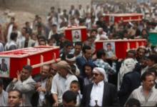 صورة مئات القتلى هو الثمن الذي قدمه الحوثي مقابل التقدم الميداني في مأرب