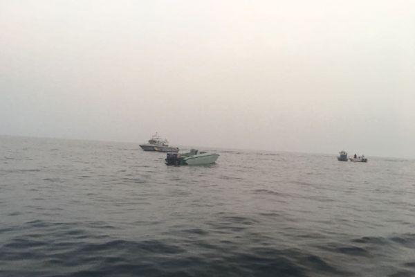 قوارب في ساحل الحديدة