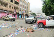 """صورة مقتل مواطن """"مغترب"""" برصاص جنود نقطة عسكرية في تعز"""