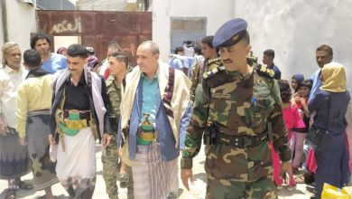 صورة تعز.. إيقاف مدير السجن المركزي بعد اعتدائه على قاضي ولم يتم اعتقاله وحبسه تنفيذا للحكم