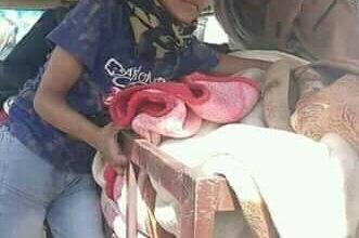 صورة الميليشيا تختطف زوج الشهيدة ختام العشاري للضغط على اسرة الضحية لتغير شهاداتهم