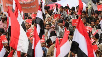 صورة دروس فبراير قبل الغدر بالثورة ومطالبها