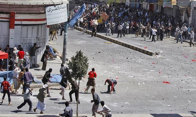 11 فبراير نكبة + ارهاب = ثورة مضادة