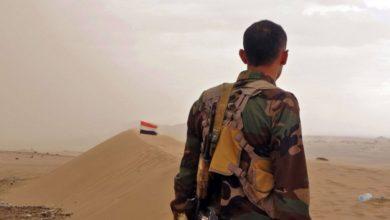 """صورة أخر المستجدات من مأرب.. المعارك تتصاعد وقوات الجيش تواصل التقدم وتصل إلى هذه المنطقة الاستراتيجية """"تفاصيل"""""""