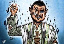 صورة فيديو.. عبدالملك الحوثي رأس الأفعى في اليمن