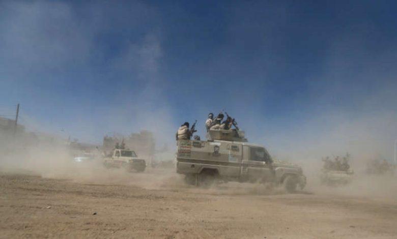 مليشيات الحوثي تحشد مجددا باتجاه مأرب والجيش يعلن جاهزيته ويتوعد بإعادتهم في توابيت