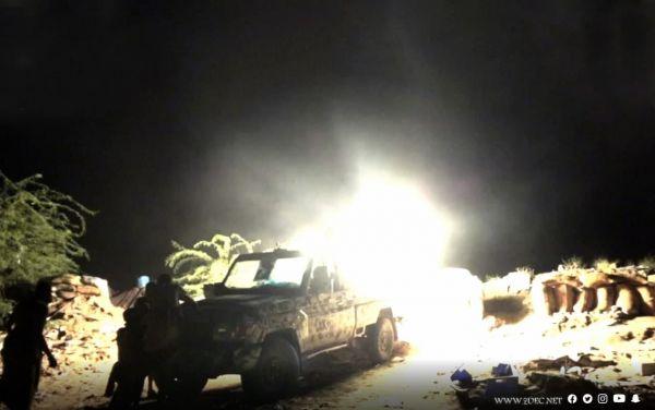 كسر محاولة تسلل انتحارية للحوثيين جنوب الحديدة