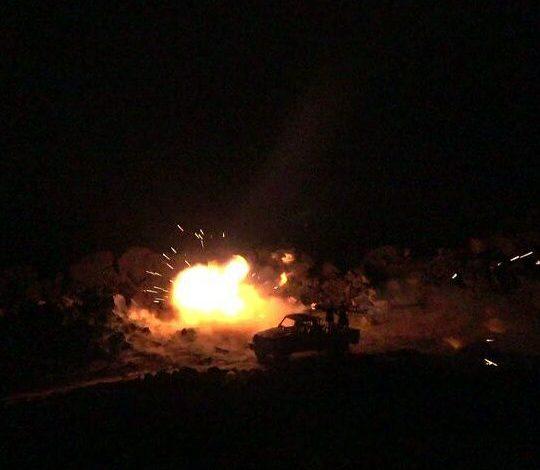 صورة ورد الان: المقاومة تعلن عن نجاح ضربة استباقية موجهة لمليشيات الحوثي وهذه تفاصيلها
