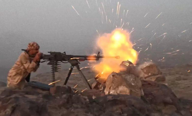 قتلى وجرحى من ذراع إيران في مواجهات جنوب مأرب وشرق الجوف
