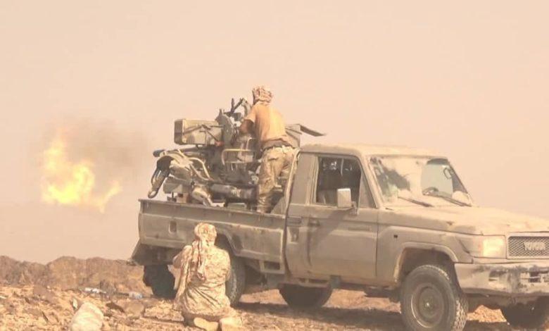 مواجهات في مأرب شرق اليمن