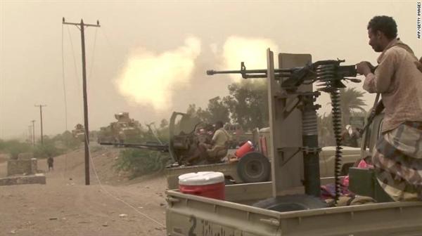 مواجهات عنيفة في الحديدة غرب اليمن