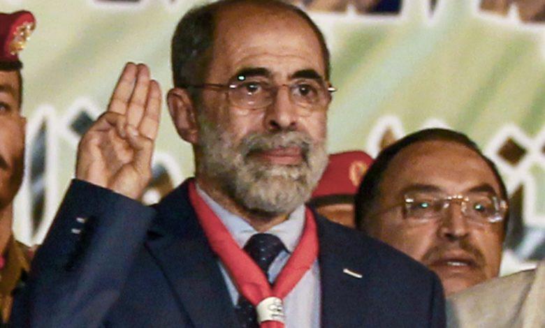 صورة اليوم وفي هذا المكان موعد تشييع جثمان حسن زيد بصنعاء