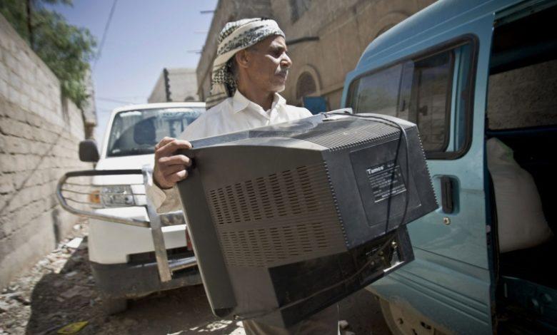 صورة خارطة الإعلام اليمني الرسمي.. برامج متواضعة وغياب للدراما