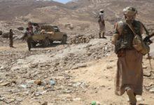 صورة بعد ساعات من إطلاق التحالف بقيادة السعودية عملية عسكرية كبرى ضد الحوثي هذا ما حدث في مأرب