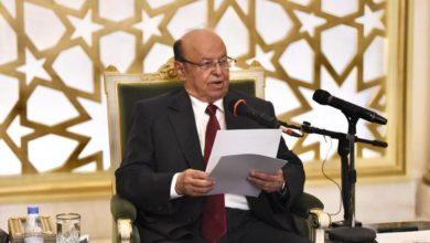 """صورة المؤتمر الشعبي العام يعلن موقفه رسميا من القرارات الأخيرة للرئيس هادي """"نص البيان"""""""