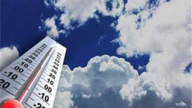 صورة تحذير جديد لمركز الأرصاد حول مستجدات حالة الطقس