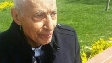 صورة وفاة أقدم اساتذة القانون الدولي في اليمن