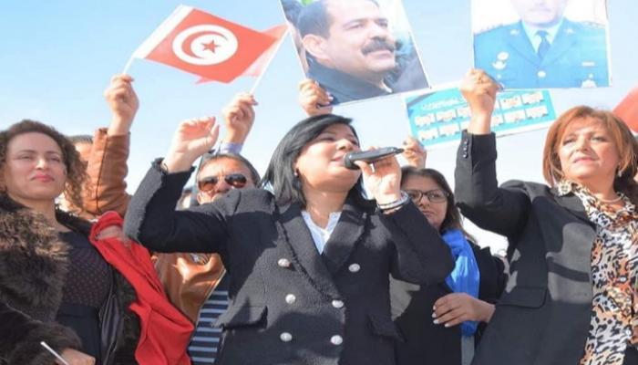 رئيسة الحزب الدستوري الحر سنحتل شوارع تونس قريبا لوقف مخطط الإخوان