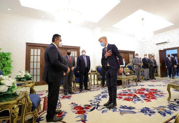 رسالة أوروبية من عدن وإعلان موقف رسمي من الحكومة اليمنية وأهدافها