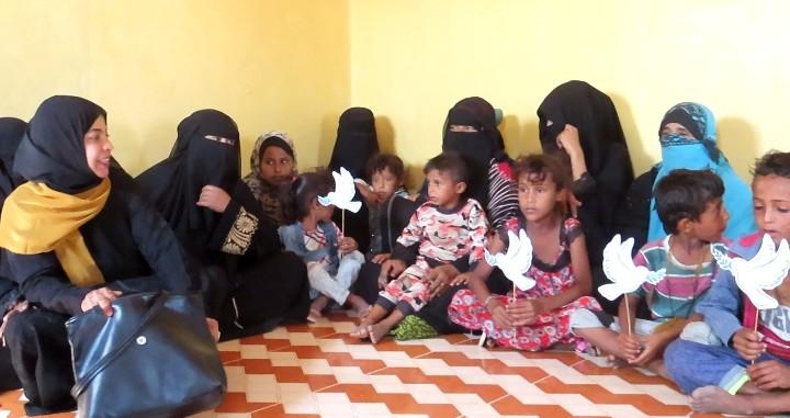 صورة رصد 6476 انتهاكاً لمليشيا الحوثي بحق نساء اليمن