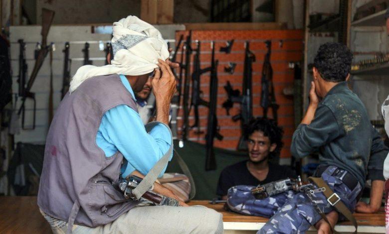 «سيف الهياشي» إرهابي عالمي وتاجر السلاح الأخطر في اليمن