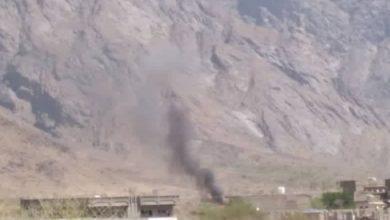 صورة إعلان حالة استنفار قصوى في بيحان شبوة غداة مقتل وإصابة 21 جندياً بقصف صاروخي حوثي