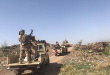 """صورة القوات الجنوبية تقضي على قائد لواء الصماد """"ضربة موجعة للحوثي"""""""