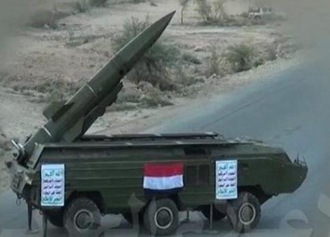 صورة الحوثي يعلن بدء الثأر لحسن زيد ويطلق عدة صواريخ باليستية على السعودية وطائرات مفخخة