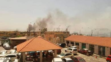 صورة قصف الطيران لصنعاء مؤخراً ينهي إتفاقات سرية بين الحوثي والرياض