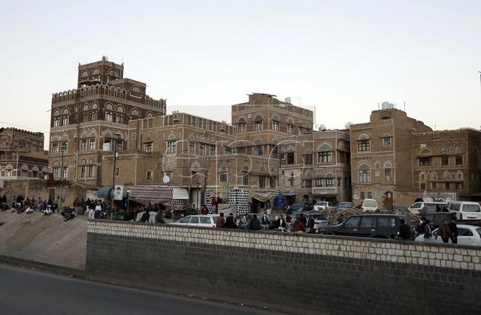 صنعاء عاصمة اليمن