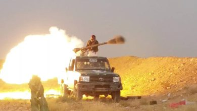 صورة عاجل: المعارك تنتقل الى صنعاء واندلاع مواجهات شرسة بمشاركة الطيران