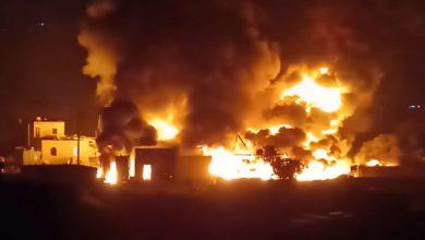 """صورة تعرف على الأمور الخطيرة التي كشفها انفجار مطار صنعاء """"ماذا حدث؟"""""""