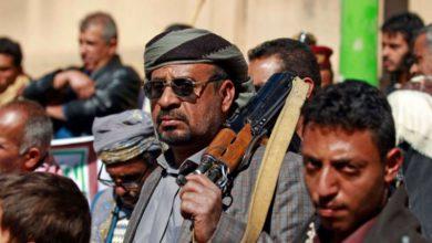 صورة ضوء كاذب في نفق الحرب اليمنية