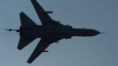 صورة شاهد بالصور.. طائرة حربية إيرانية نوعية فوق مأرب لأول مرة