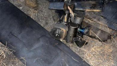 صورة عاجل: التحالف يعلن اعتراض وتدمير طائرة مفخخة أطلقتها مليشيات الحوثي باتجاه السعودية