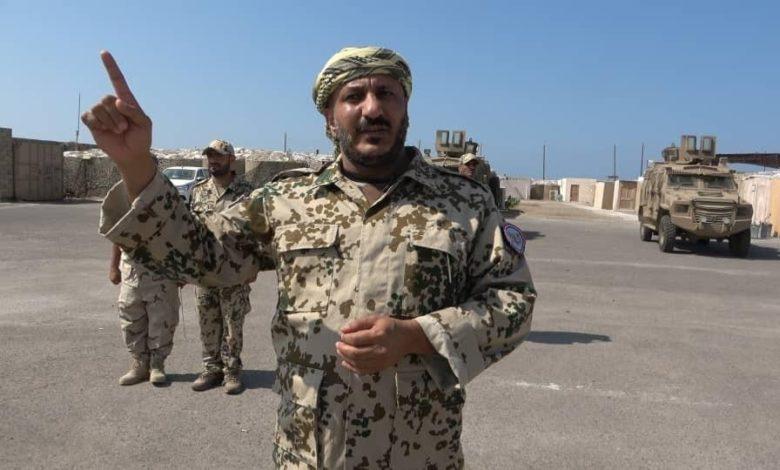 العميد طارق صالح يجدد الدعوة لإسقاط اتفاق السويد وتشكيل جبهة واحدة ضد الحوثي