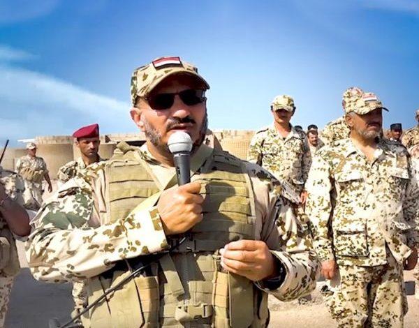 صورة إعلان عاجل الان لطارق صالح قائد قوات المقاومة الوطنية