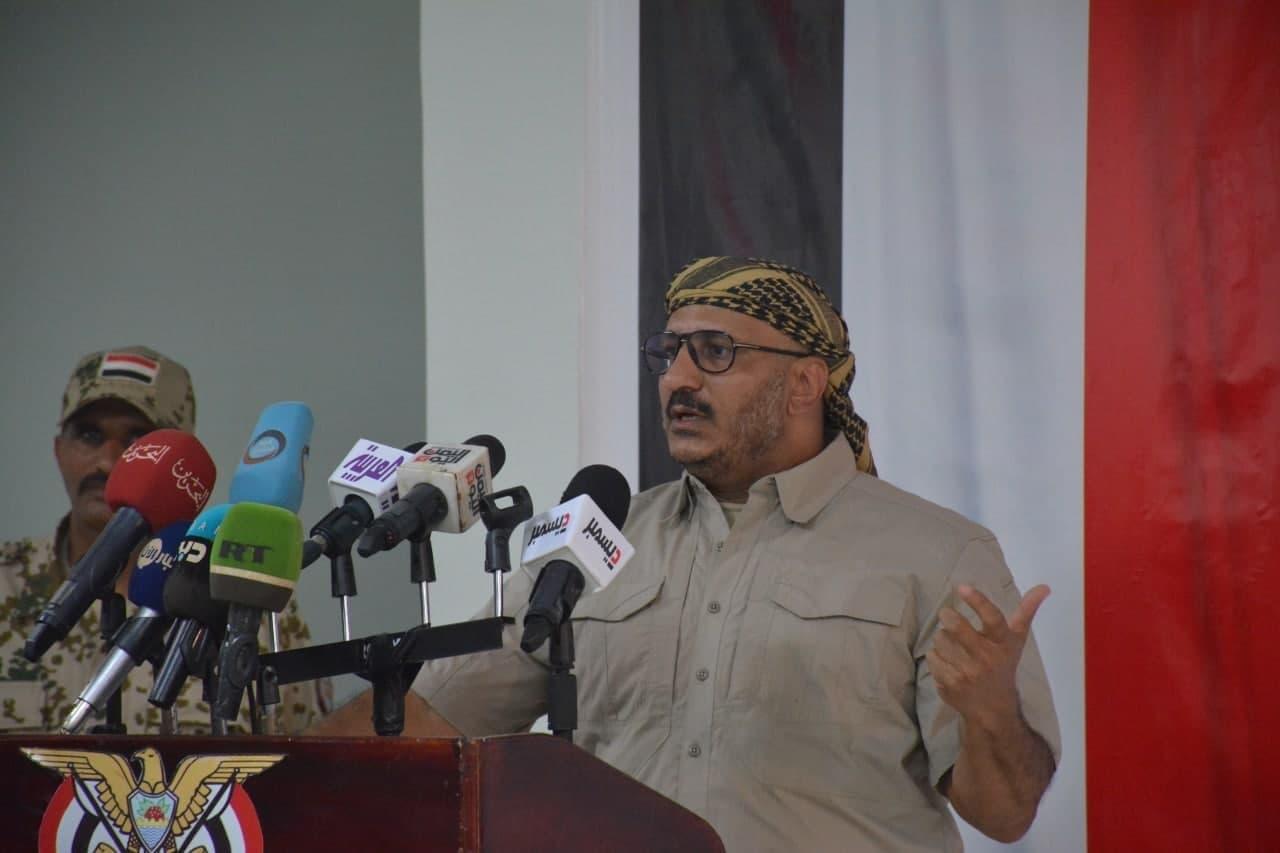 طارق صالح واشهار المكتب السياسي المقاومة الوطنية