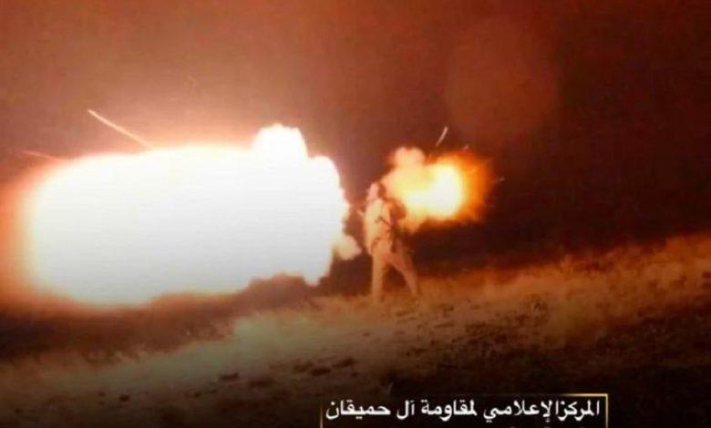 صورة المقاومة تفاجئ الجميع وتنفذ عمليات اقتحام مباغتة في عمق سيطرة الحوثيين واندلاع اشتباكات من المسافة صفر بمختلف الأسلحة