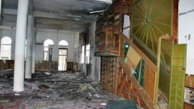 صورة 10سنوات من تفجير مسجد الرئاسة ..اليمن الى اين ؟!