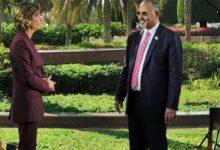 صورة أبرز ماجاء في لقاء رئيس المجلس الانتقالي مع قناة CNN الامريكية