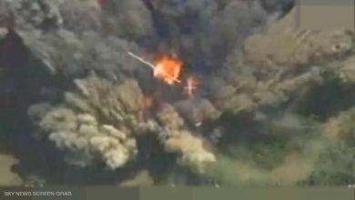 صورة ما حقيقة تنفيذ طيران التحالف لغارة خاطئة على مواقع الجيش الوطني في مأرب ومقتل العشرات والتقدم الواسع للحوثي؟