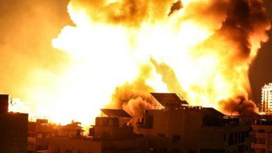 """صورة أخر المستجدات في غزة فلسطين وما حكاية """"حارس الأسوار""""؟"""
