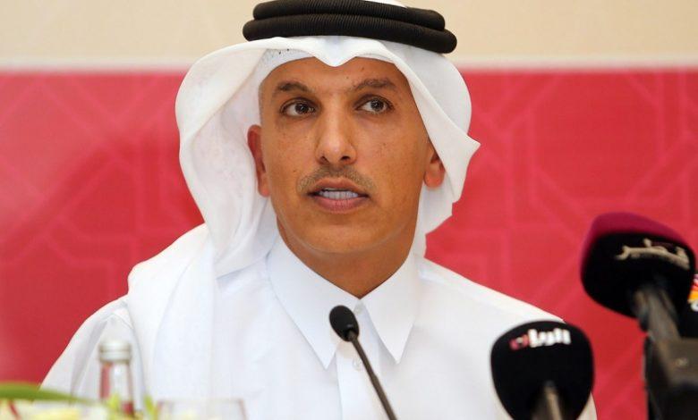 صورة غموض يحيط بتوقيف وزير المالية القطري الذراع المالية للشيخ تميم