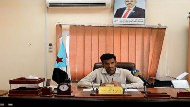 """صورة تصريح هام لقائد قوات الحزام الأمني في عدن """"تفاصيل"""""""